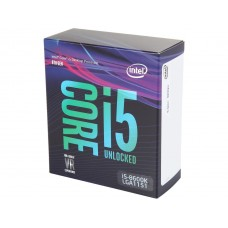 CPU Intel Coffee Lake Core i5-8600K 3.6GHz (up to 4.30GHz ), 9MB, 95W LGA1151 (300 Series)